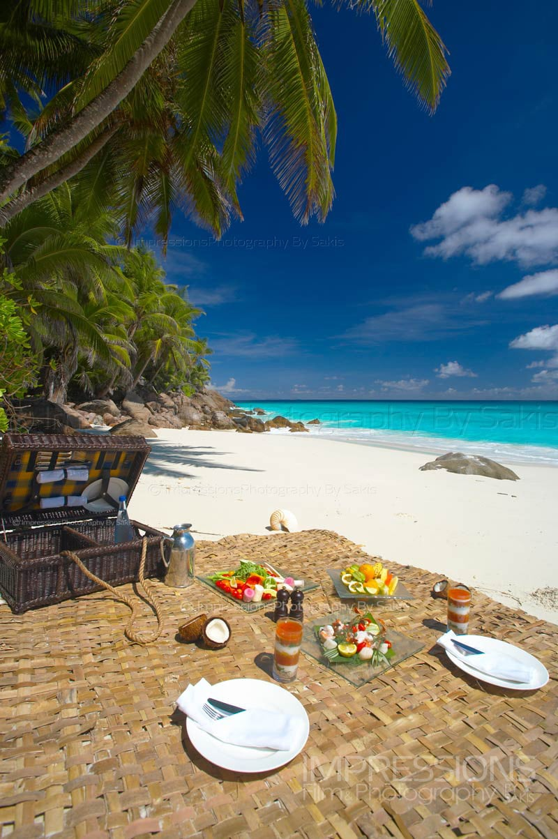 Luxury Hotel Photography Seychelles