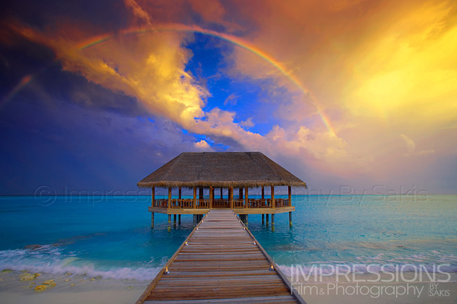 rainbow maldives