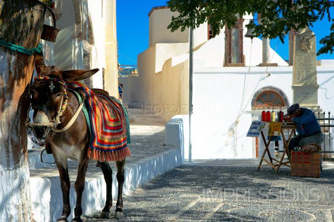 Siesta time Santorini