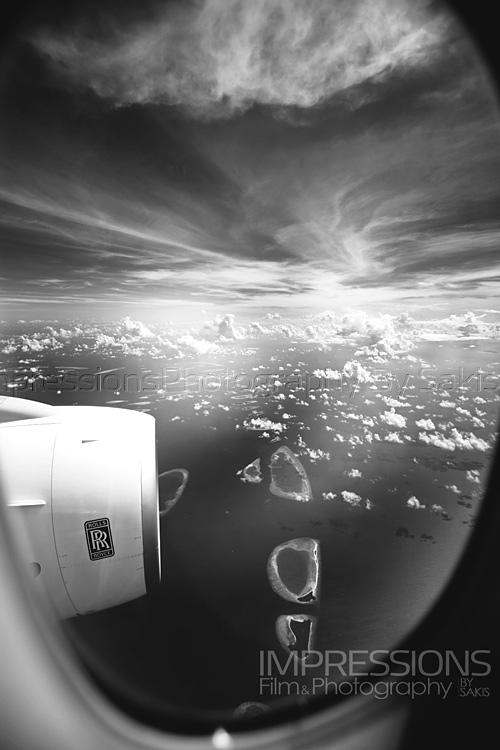 On my way to Maldives