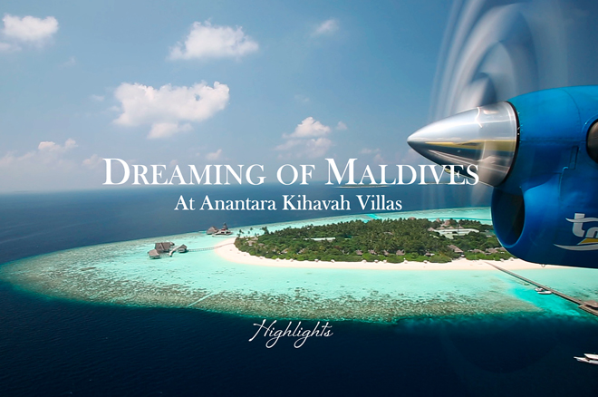 Anantara Kihavah Maldives video