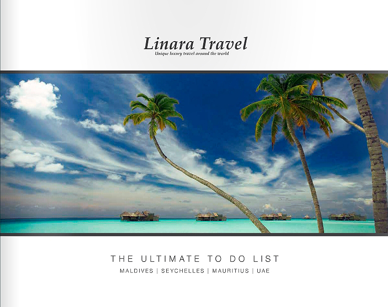 Cover of Linara Travel by Sakis Papadopoulos