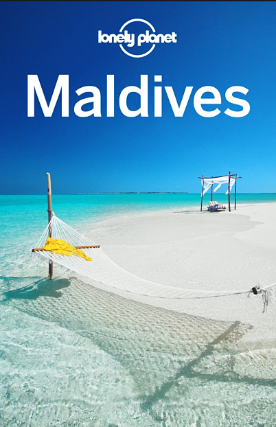 Lonely Planet Maldives Guide 2015 2016 Cover