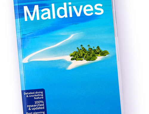 Cover of Lonely Planet Maldives Travel Guide 2018 -2019 Edition