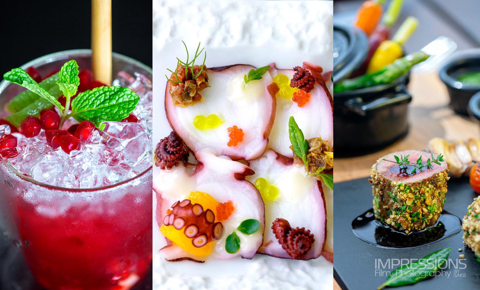 Food Beverage photography luxury hospitality