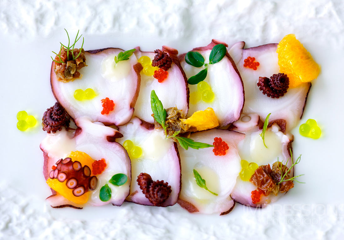 Food Photography For Luxury Hotels and Resorts