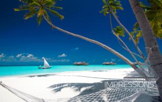 Gili Lankanfushi Maldives. Hotel Signature Shot