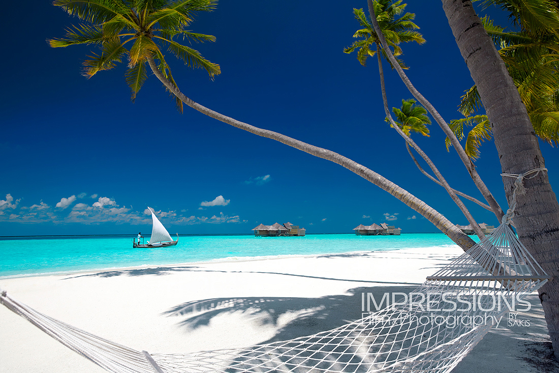Gili Lankanfushi Maldives. Hotel Signature Hero Shot