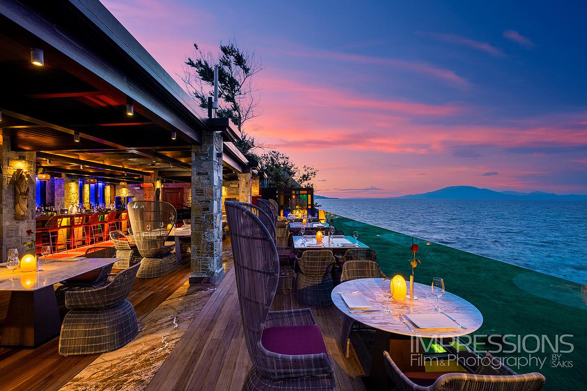Hotel, Resort and luxury Villa Photography