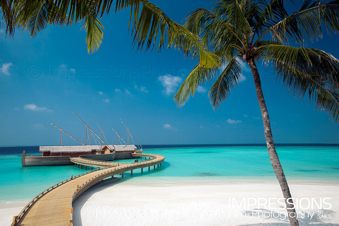 Hotel Photography Maldives. Latest Photoshooting at Milaidhoo Island