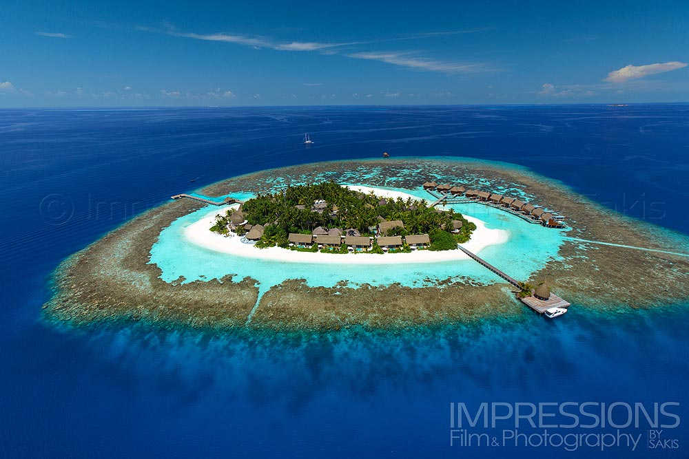 Aerial Photography Services for Hotels Resorts and Villas