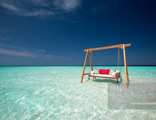 Latest Luxury Resort Photo Shoot. Baros Maldives