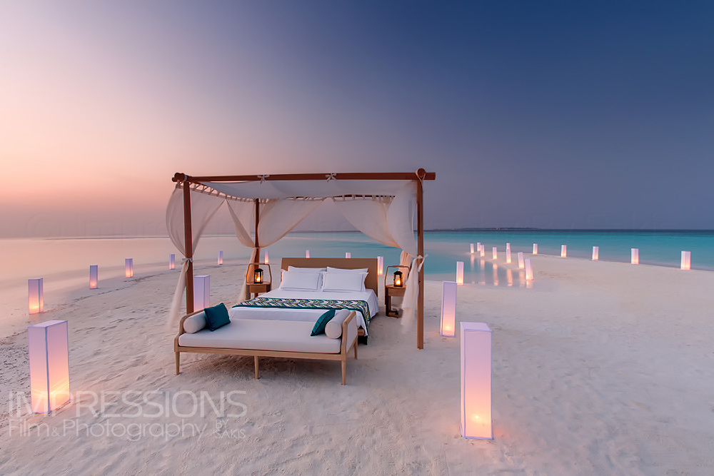 Luxury hotel photography, milaidhoo maldives