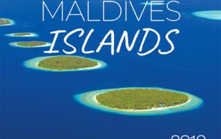 Maldives 2019 Wall Calendar