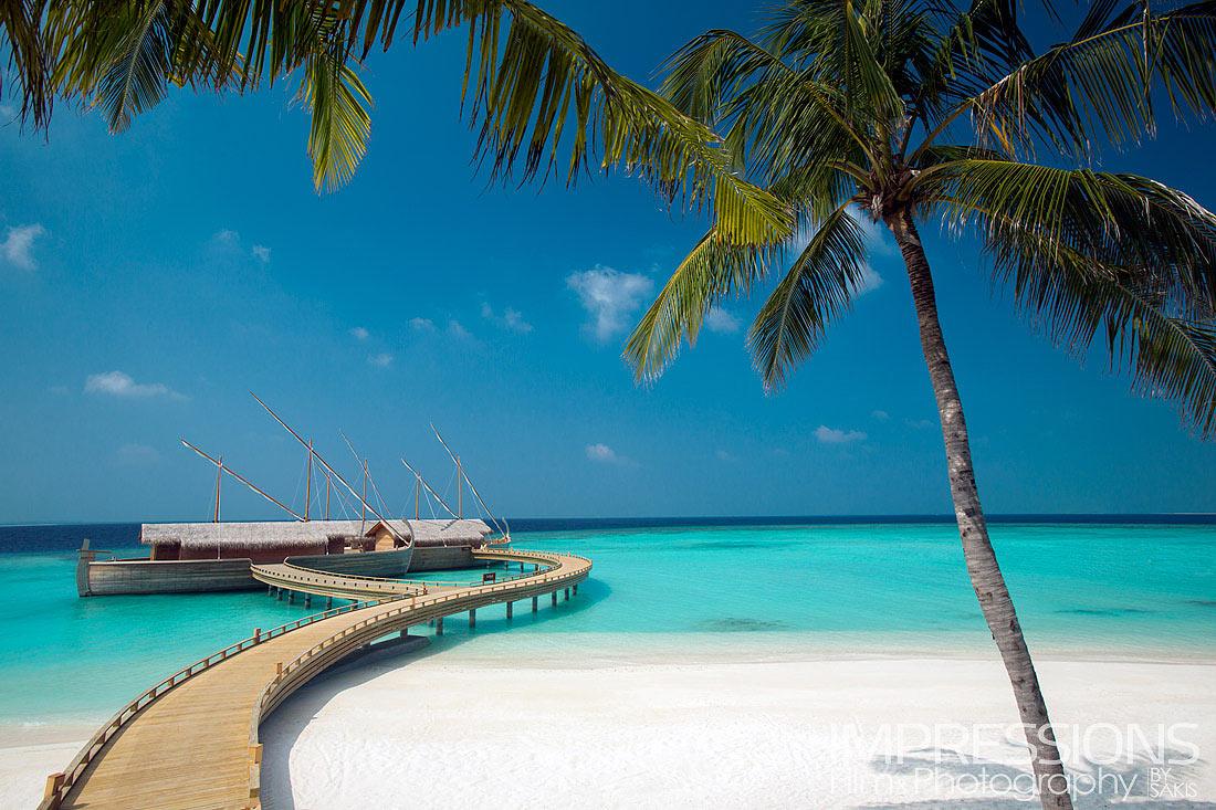 Milaidhoo Maldives Hotel Photography