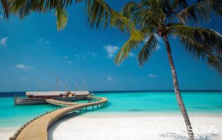 Milaidhoo Maldives. Hotel Signature Hero Shot
