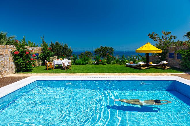 Porto Zante villas luxury photography
