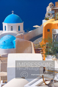 Santorini, Oia, Cyclades Islands, Greece,