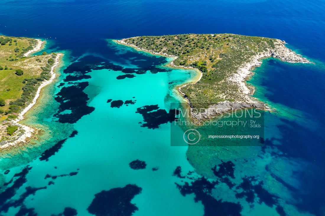 aerial photo and video services Greece
