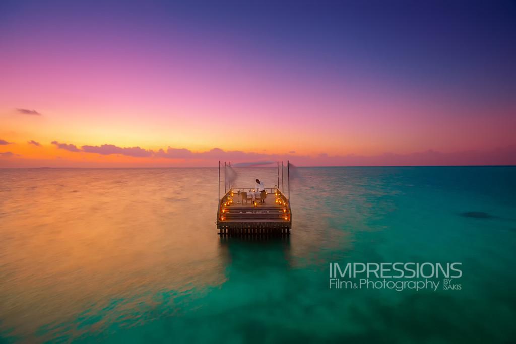 Baros Maldives. Hotel Signature Hero Shot