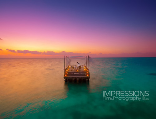 Baros Maldives. Luxury Hotel Hero Shot
