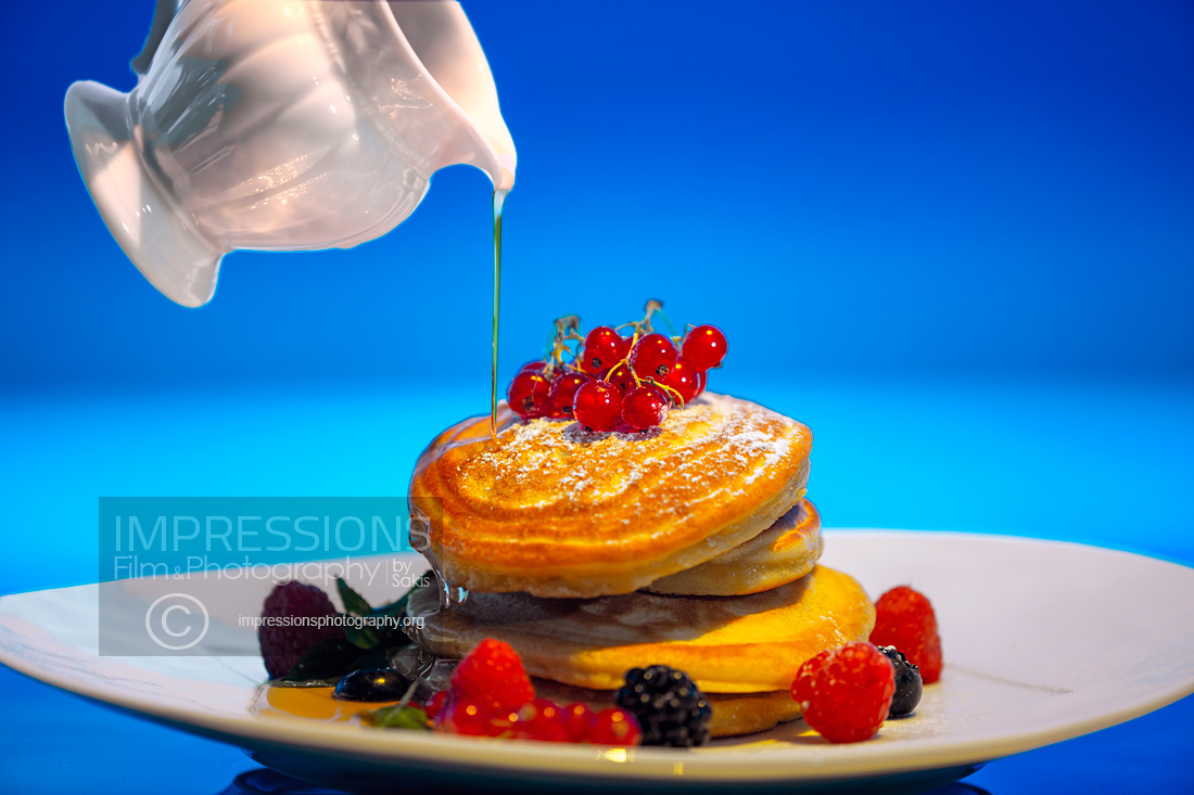 food and beverage photography for luxury hotels