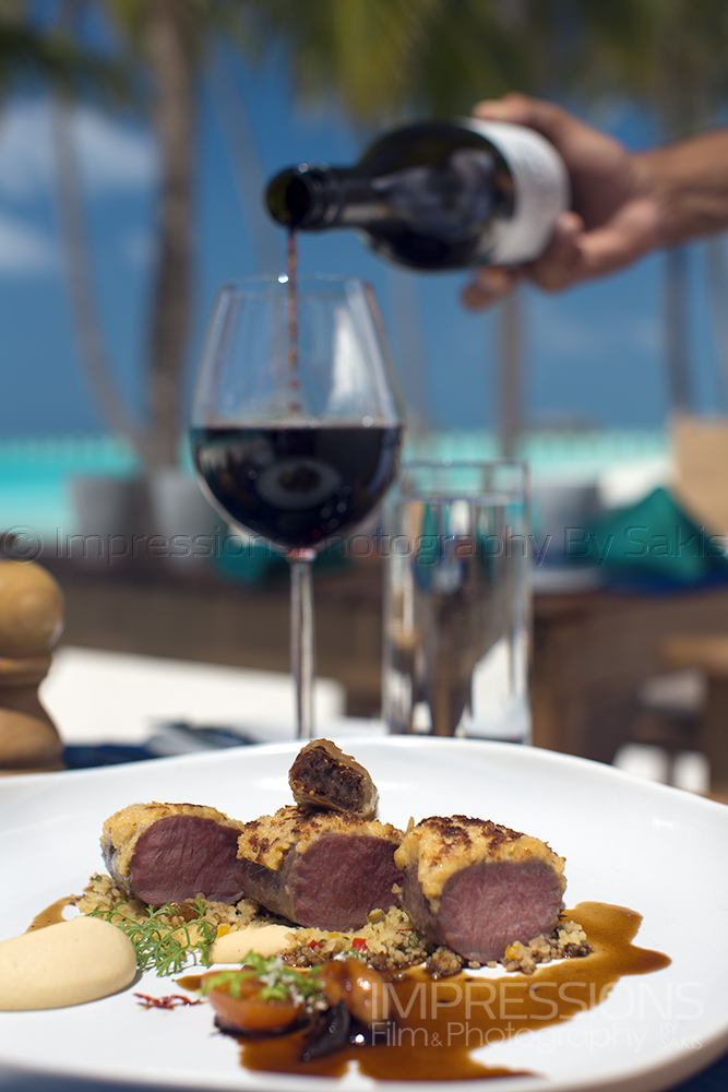 Food and Beverage Photography . Food Shots . Luxury Hotels and Resorts Professional Services