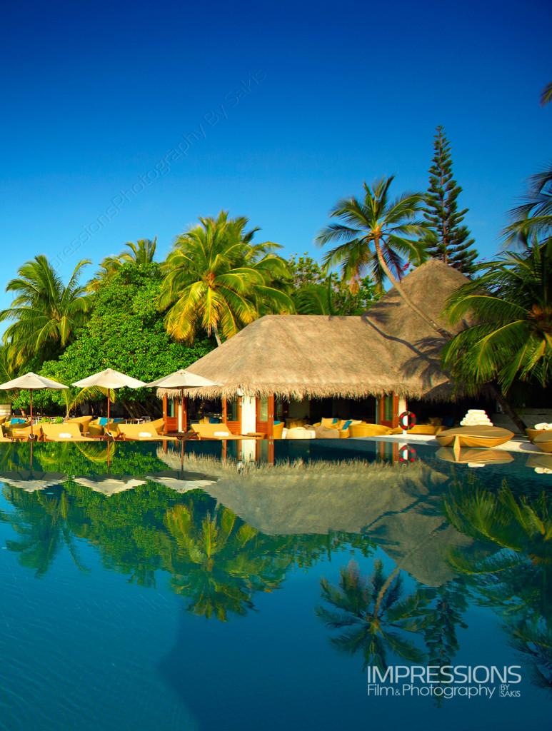 Kajan roofing in Maldives for resorts