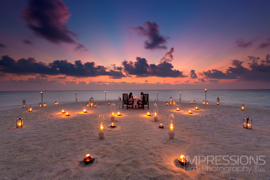 lifestyle photography for luxury hotels maldives