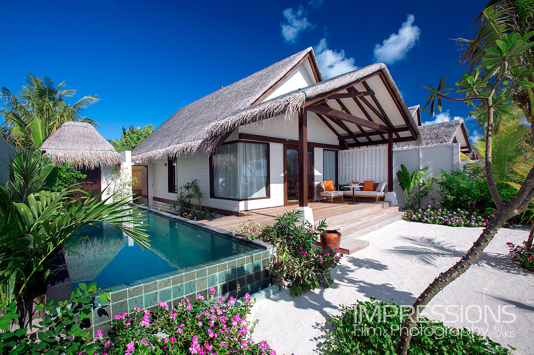 luxury hotel and resort photography