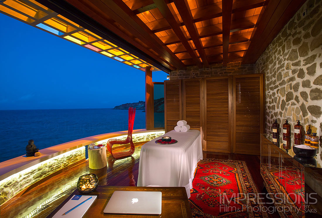 Luxury Villa Photography Greece