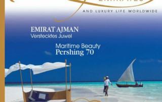 Cover The Finest Emirates magazine 2015