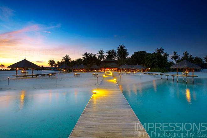 latest Photoshoot at Velassaru Maldives